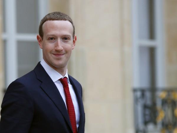 Главният изпълнителен директор на Facebook Марк Зукърбърг се обяви против