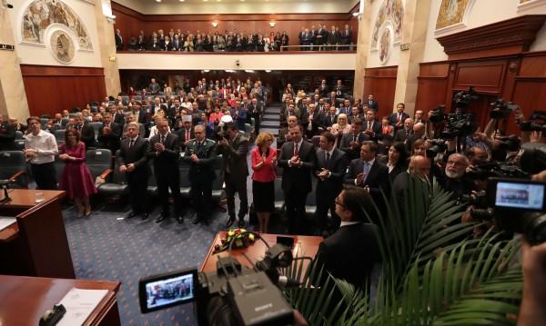 Официално Северна Македония е с нов президент