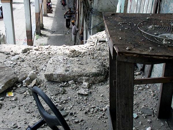 Най-малко петима души са пострадали вчера при земетресение в Панама,