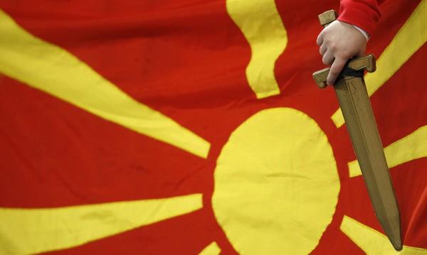 """Скопие натиска Брюксел, иска """"македонски език"""""""