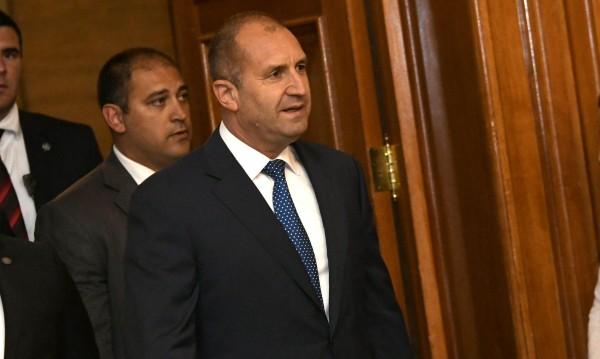 ГЕРБ ще се жали от Радев, участвал в предизборната кампания на БСП