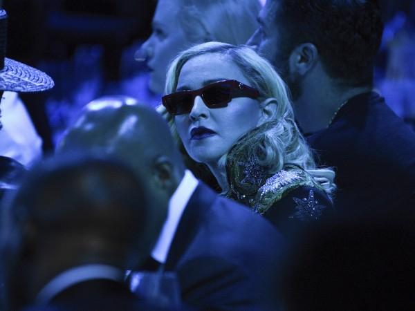 Кралицата на попа Мадона обясни решението си да пее на