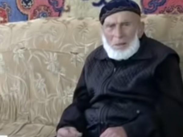 Почина 123-годишния Апаз Илиев, за който се твърдеше, че е