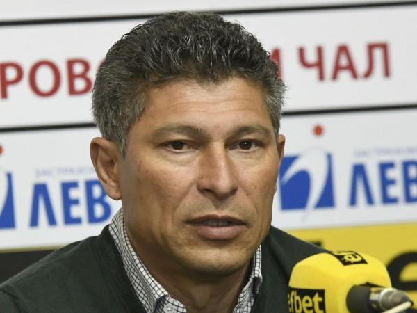 Красимир Балъков е новият селекционер на националния отбор по футбол.