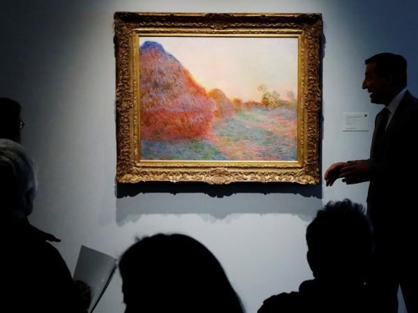 За рекордните 110,7 милиона долара беше продадена картина на известния