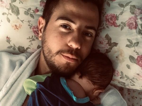 Бебето на Петя Дикова и Илиян Любомиров направи своя светски