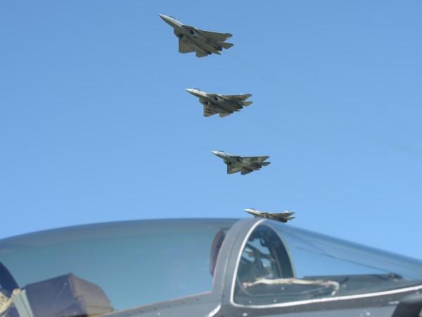 Президентът на Русия Владимир Путин нареди Въздушно-космическите сили на страната