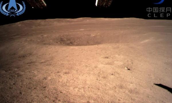Китайски луноход откри минерали от лунната мантия
