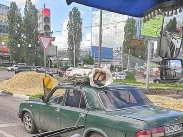 Социалните мрежи в Русия бяха разтърсени от снимки, на които