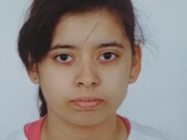 """Издирваната от полицията 16-годишна Патрисия Благоева Матеева от жк. """"Меден"""