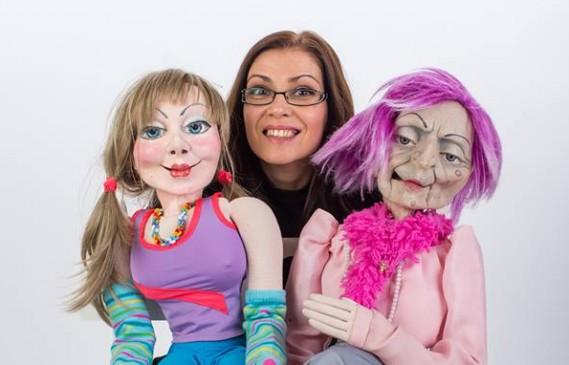 У-лицата с Юлия Коларова: С кукла се виждаме отстрани