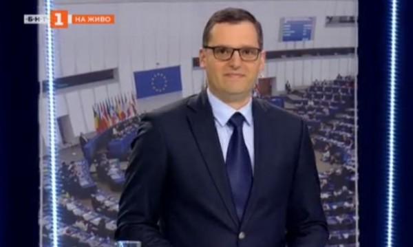 """Данаил Георгиев, водач на листата на """"Движение 21"""": ЕП трябва да има законодателна инициатива, за да можем да защитаваме по-добре интересите си"""