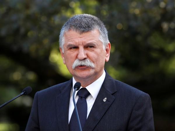 Изказване на председателя на унгарския парламент, който сравни гейовете с