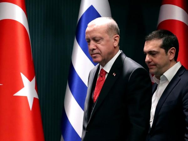 За тайни преговори между гръцкия премиер Алексис Ципрас и турския