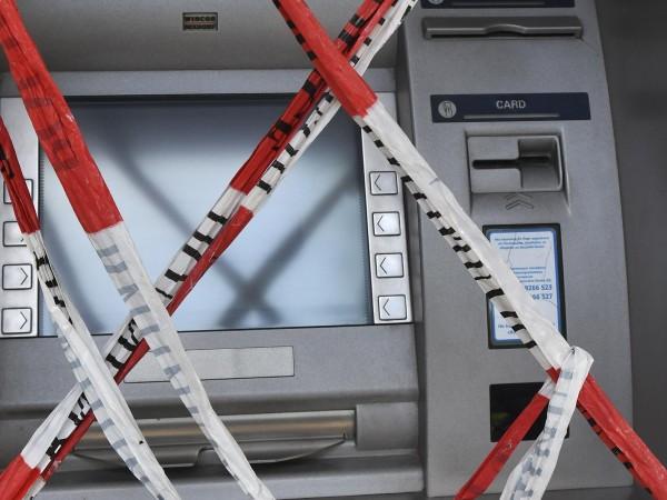 Скиминг устройство, поставено на банкомат в центъра на Добрич, е