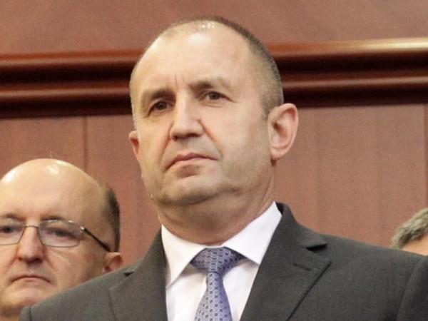 Държавният глава Румен Радев се срещна с представляващия Висшия съдебен