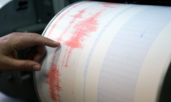 Леко земетресение в района на Хаджидимово