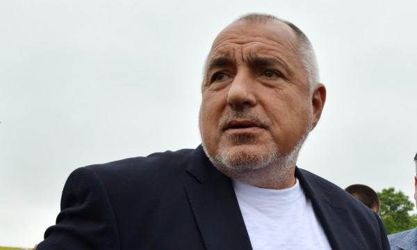 Борисов рече: Опозицията усеща, че ще загуби, затова стават злобни!