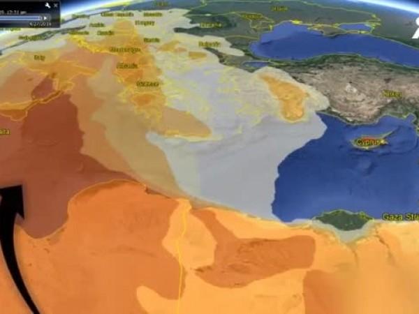 Отново сахарски пясък във въздуха у нас. От няколко дни
