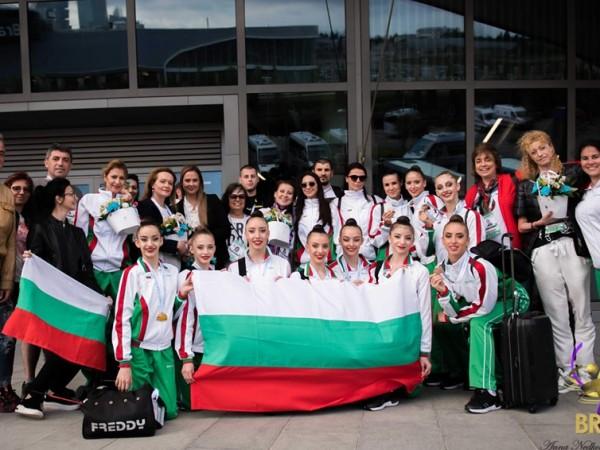 Медал и 7 финала за България на европейското първенство по