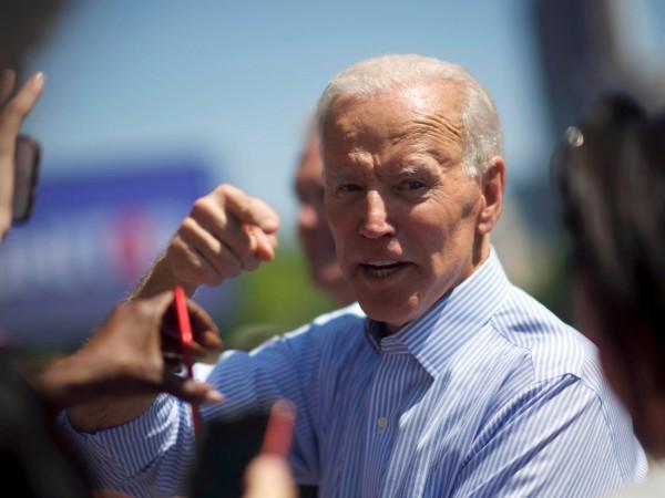 Демократът Джо Байдън, бивш вицепрезидент на САЩ и кандидат за