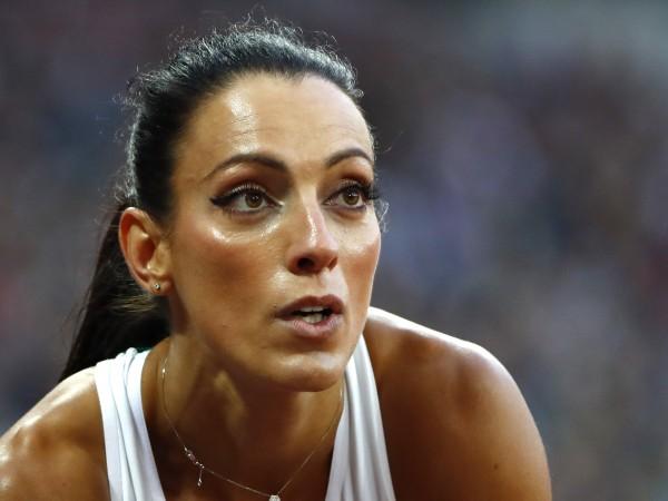 Водещата българска спринтьорка Ивет Лалова-Колио стартира страхотно новия сезон. Тя