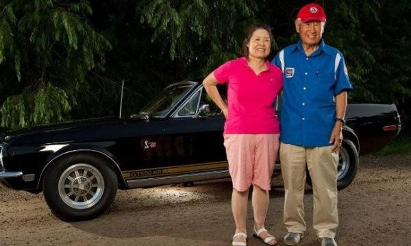Джон Чун: Севернокореецът, който създаде Shelby Mustang GT500