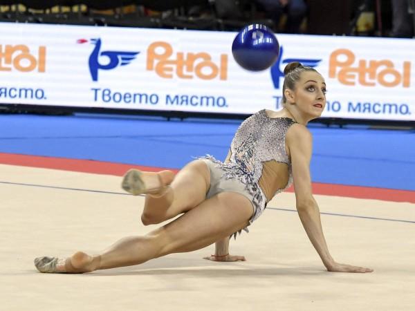 Боряна Калейн спечели бронзов медал на топка на европейското първенство
