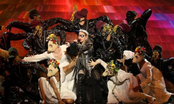 Мадона разгневи израелска министърка на Евровизия