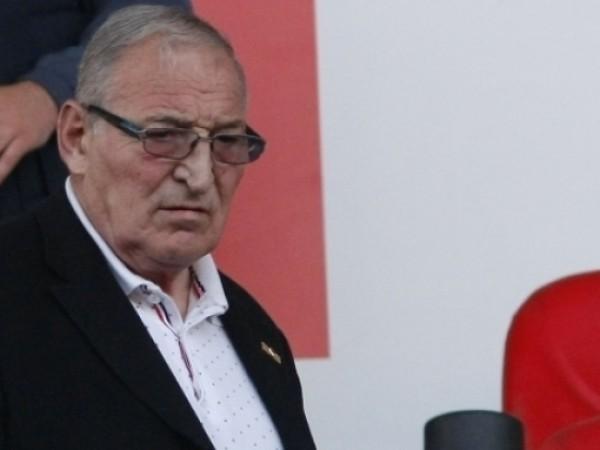 Почетният президент на ЦСКА Димитър Пенев говори за предстоящото утре