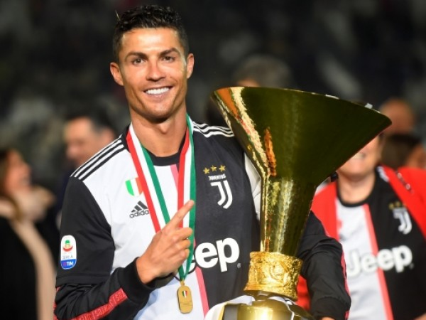 Голямата звезда на италианския хегемон Ювентус – Кристиано Роналдо, е