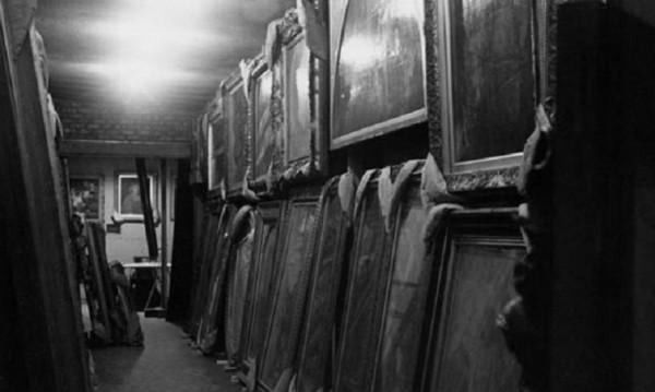 Как Европа спасява изкуството си от унищожението на Хитлер