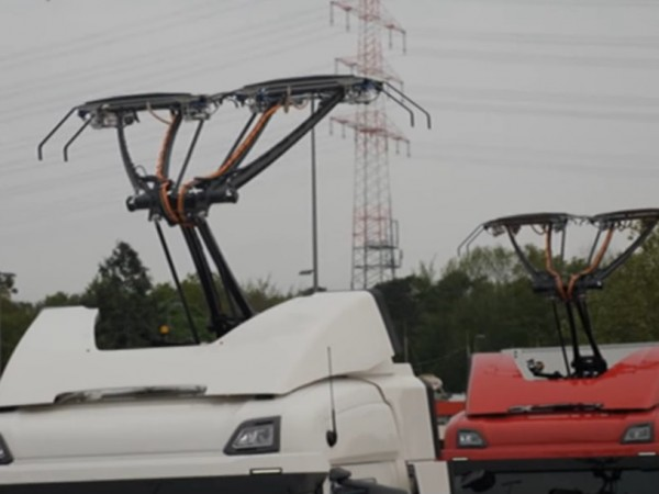 Електромагистрала и елекритчески камиони - що е то? Звучи доста