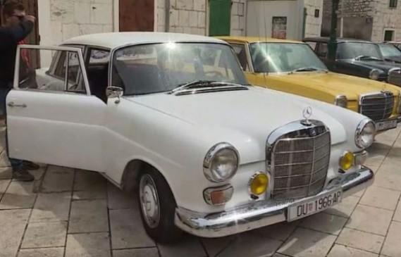 Хърватският град, в който над половината коли са Mercedes