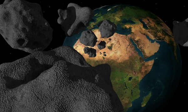 Астероидът, убил динозаврите, пощадил дървениците