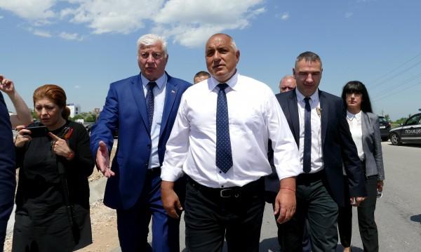 Борисов: Започва ремонтът на пътя Асеновград – Кърджали