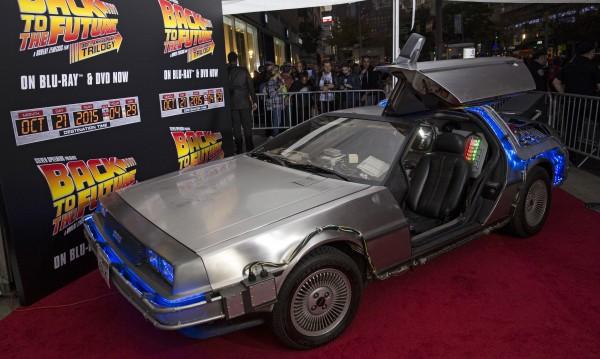 DMC DeLorean – колата, която се завърна в бъдещето