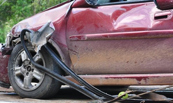 Сблъсък между кола и бус на пътя Берковица – Монтана