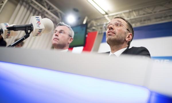 Крайната десница в Австрия се оттегли от правителството
