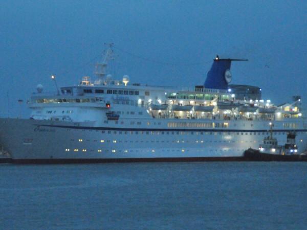 Близо 340 круизни кораба се очакват да акостират на пристанище