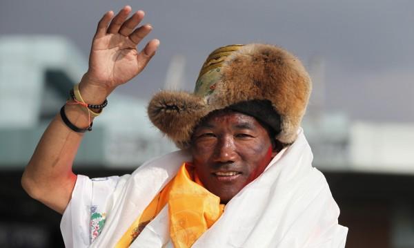 Ками Рита – шерпът, който 24 пъти е поглеждал света от Еверест