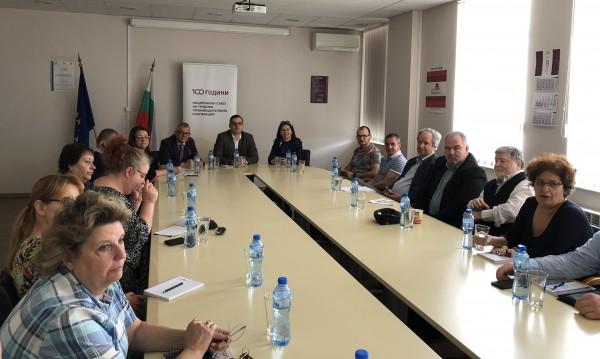 До момента българските евродепутати не взимаха отношение по проблемите на хората с увреждания