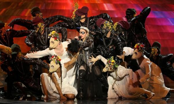 Мадона мами – публикува подобрена версия след Евровизия