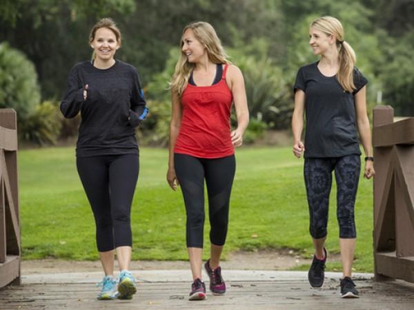 Ходенето е най-естественото движение, което нашето тяло може да извършва.