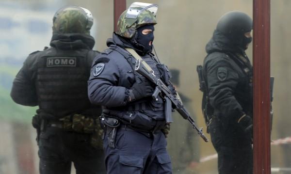В Русия неутрализираха двама, готвили терористичен акт