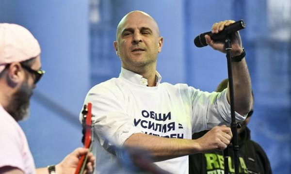 Партията на Светльо Витков агитира с... листо от канабис
