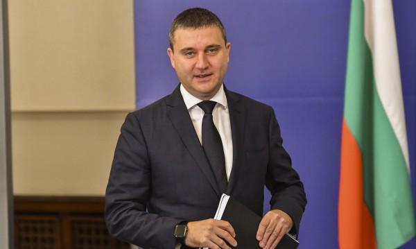 """Горанов за """"надписаните"""" субсидии – несъвършенство в закона"""