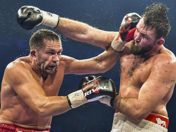 Бившият претендент за световната титла на WBO в тежка категория