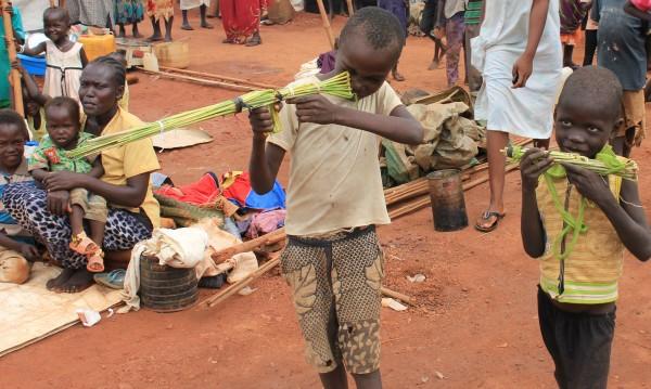 Децата в Судан, които убиват толкова много, че не помнят жертвите си