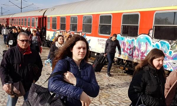 Пловдив и Одрин се свързват с влак от 1 юни